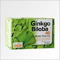 Ginkgo biloba 40 mg 60 cps