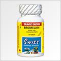 Swiss Bromelain 500 mg 30 tbl