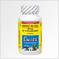 Swiss Ginkgo biloba 40 mg 60 cps