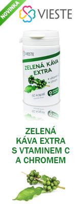 Zelená káva 60 cps