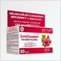 Barny´s SuperCranberry kanadské brusinky 20 cps