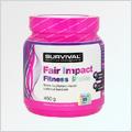 Fair Impact Fitness Shake 450 g borůvka