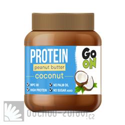 Vieste GO ON Proteinové arašídové máslo kokos 350 g