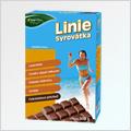 Syrovátka sušená Linie čokoláda 350 g