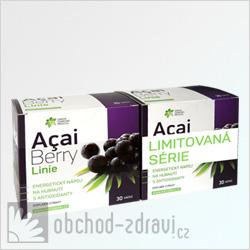 Acai berry linie 30+30 sáčků limitovaná série
