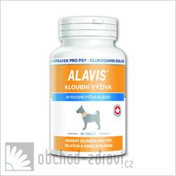 ALAVIS Kloubní výživa pro psy a kočky 90 tbl