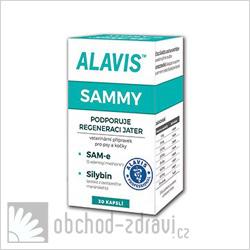 ALAVIS SAMMY pro psy i kočky 30 cps