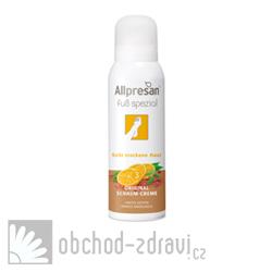 Allpresan® PediCARE 3 krémová pěna na velmi suchou pokožku s vůní pomeranče a santalového dřeva 125 ml