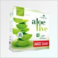 AloeLive šťáva z Aloe 99,7% 2x1000 ml