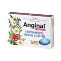 Anginal® tablety s heřmánkem, slézem a šalvějí 16tbl