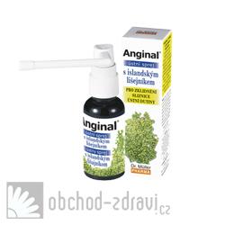 Anginal® ústní sprej s islandským lišejníkem 30ml