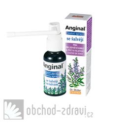 Anginal® ústní sprej se šalvějí 30ml
