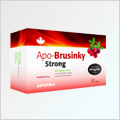 APO-Brusinky Strong 500 mg 30 cps