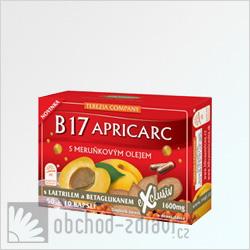 B17 APRICARC s meruňkovým olejem 50+10 cps zdarma