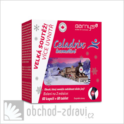 Celadrin locomotive 60 kapslí + 60 tablet