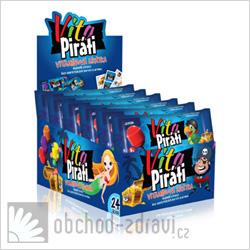 Biotter VitaPiráti vitamínová lízátka 24ks AKCE