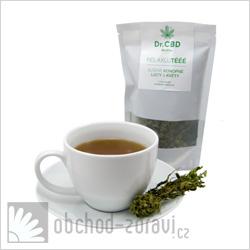 BioVita Relaxujtééé sušené konopné listy & květy atmosféra, ruční sběr 25 g