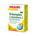 Walmark B-komplex PLUS s vitaminem C 30 tbl