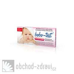 Biotter BOBOTEST proužkový těhotenský test 1 ks NOVINKA