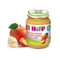 Hipp BIO Jablka s banány a broskvemi 125 g
