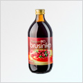 Allnature Brusinka Premium Bio  šťáva 500 ml NOVINKA