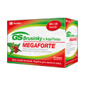 GS Brusinky MEGAFORTE s kopřivou, 40+10 cps