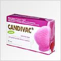 Candivac proti gynekologickým infekcím a zánětům 30 cps AKCE