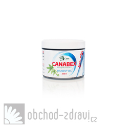 Dr Cann CANABEX™ konopné mazání - chladivý gel 250 ml