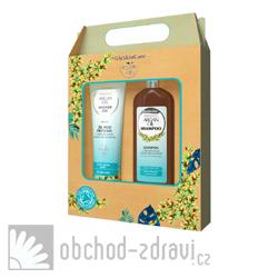 Biotter dárková sada pro každodenní péči s arganovým olejem šampon + sprchový gel 2x250ml