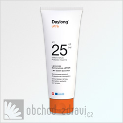 Daylong OF 25 Ultra lotio 200 ml NOVINKA