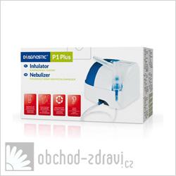 Diagnostic P1 PLUS – Kompresový Inhalátor NOVINKA