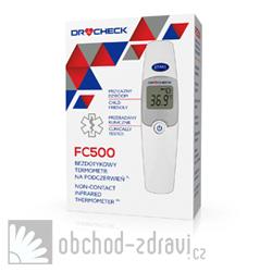 Biotter Teploměr bezdotykový infračervený DR CHECK FC500 – 1ks SLEVA