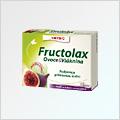 Fructolax 12 žvýkacích kostek