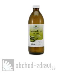 EkoMedica Aloe + Panthenol hygienický gel na ruce 500 ml