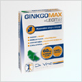 GinkgoMAX+Lecitin 90+30 tob zdarma