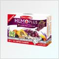 Hemoplus+kyselina listová+vitamín C 50+10 cps zdarma