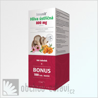 Imunit Hlíva ústřičná 800 mg s rakytníkem a echinaceou 100+100 tob zdarma AKCE