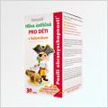 Imunit Hlíva ústřičná pro děti s rakytníkem 30 tbl