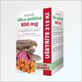 Imunit Hlíva ústřičná 800 mg s rakytníkem a echinaceou 120+60 tob zdarma AKCE