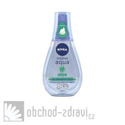 Nivea Intimní mycí pěna Aqua Aloe 250 ml