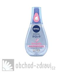 Nivea Intimní mycí pěna Aqua Sensitive 250 ml