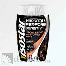 Isostar Hydrate & Perform Sensitive Digest Plus ovocn� 400 g pr�ek