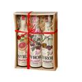 Kitl Syrob Grapfruitový+Višňový+Malinový 3x500ml dárkové balení