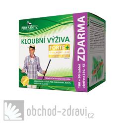 Priessnitz® Kloubní výživa FORTE+ s kolageny 180+90 tbl