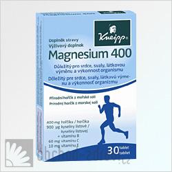 b92922076 Kneipp Magnesium 400 30 tbl :: Obchod-zdraví - Váš pohodlný - zdravý ...