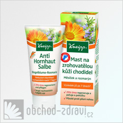 Kneipp Mast na ztvrdlou kůži chodidel 50 ml