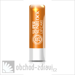 Biotter Balzám Super Sunblock Lip Care SPF25 4,9g