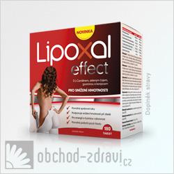 Lipoxal Effect 120 tbl