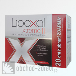 Lipoxal Xtreme II 120+60 tbl zdarma