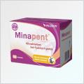 Minapent+šalvěj lékařská 90 tob